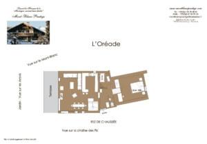 L OREADE rez 300x209 - Chalet L'Oréade