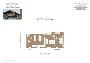 LA PASTORALE 300x209 - Chalet La Pastorale