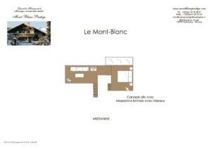 LE MONT BLANC mezzanine 300x209 - Chalet Mont Blanc