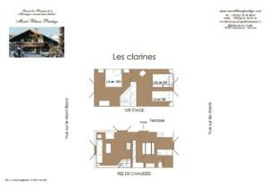 LES CLARINES 300x209 - Chalet Les Clarines